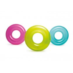 Circular hinchable transparente 76 cm.