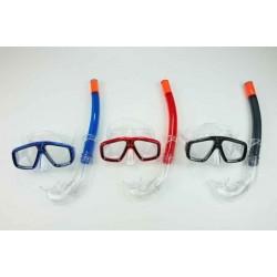 Set gafas y tubo buceo postiguet