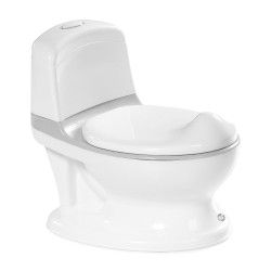 Orinal bebe Potty Gris