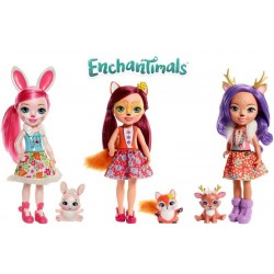 MUÑECAS ENCHANTIMALS GRANDES