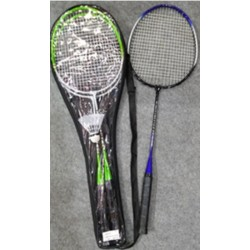 Set badminton con funda