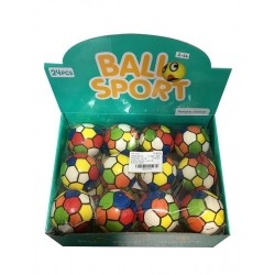 PELOTA MULTICULOR FOAM