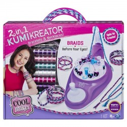 KUMI KREATOR 2 EN 1 COOL MAKER