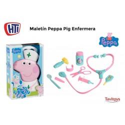 MALETIN AUXILIAR MEDICO PEPPA PIG