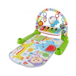 FISHER PRICE GIMNASIO PIANO PATADITAS MATTEL