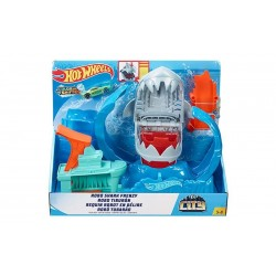 PISTA HOT WHEELS ROBO SHARK FRENÉTICO