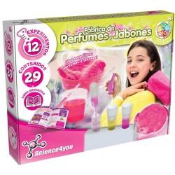 FABRICA DE PERFUMES Y JABONES