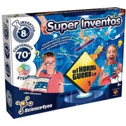SUPER INVENTOS DE EL HORMIGUERO