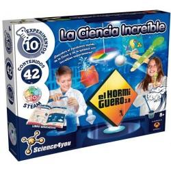 CIENCIA INCREIBLE DE EL HORMIGUERO