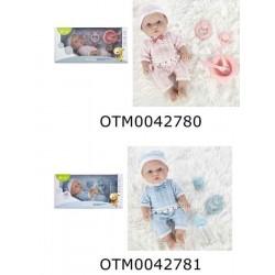 MUÑECO NEW BORN BABY 30 CM.
