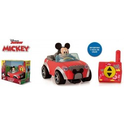COCHE MICKEY Radio Control CITY FUN