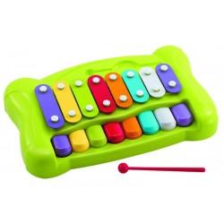 XILOFONO-PIANO 2 EN 1