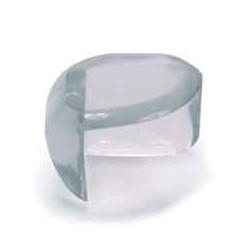 Protege esquinas de silicona adhesivo
