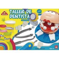TALLER DE DENTISTA PLASTILINA