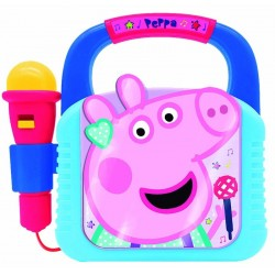 ALTAVOZ BLUETOOTH MP3 PEPPA PIG