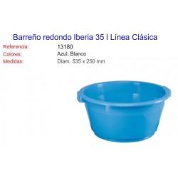 Barreño Iberia 35 l.