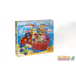 Battle Spinners Arena SuperThings 2 figuras + 2 spinners