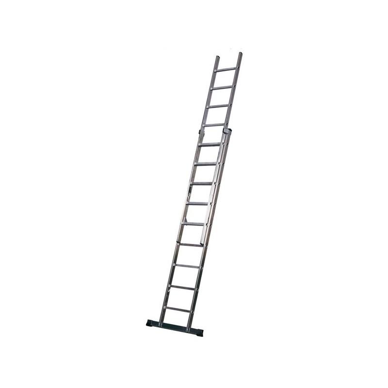 Escalera Industrial 2x9