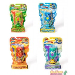 Battle spinners SuperThings con figura