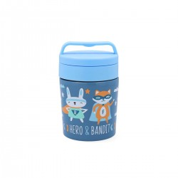 TERMO SOLID 35 CL. INOX GO HER
