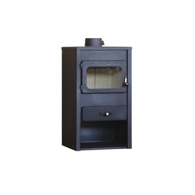 Estufa de leña Teide LS-130