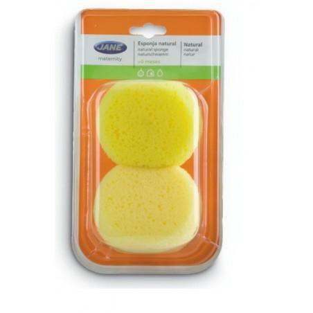 Pack 2 esponjas hidrofilas Jané