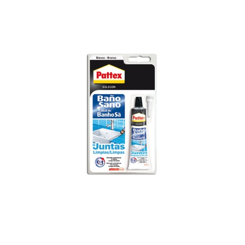 Tubo 40 ml. baño sano Pattex