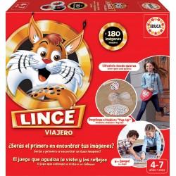 JUEGO LINCE VIAJERO