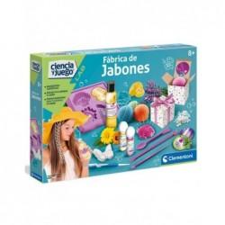 FABRICA DE JABONES CIENCIA...