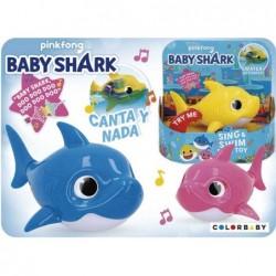 BABY SHARK BAÑO CANTA Y...