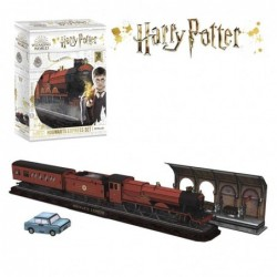 PUZZLE 3D EXPRESO HOGWARTS...