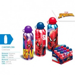 CANTIMPLORA SPIDER-MAN 500 ML.