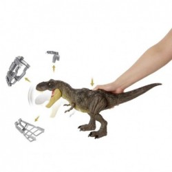Tyrannosaurus rex jurassic...