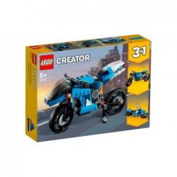 SUPERMOTO LEGO CREATOR 3 EN 1