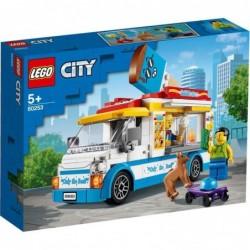 CAMION DE LOS HELADOS LEGO...