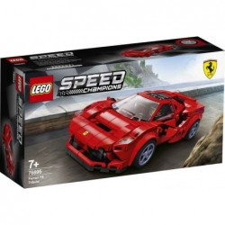 FERRARI F8 TRIBUTO LEGO...