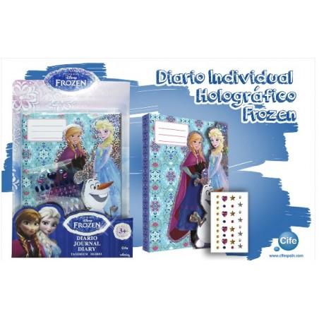 Diario Frozen Cife