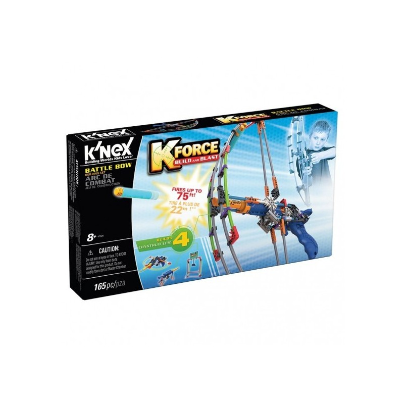 K'nex KForce Ballesta