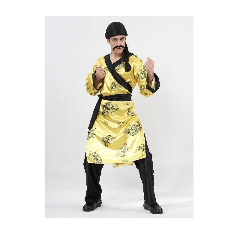 Disfraz chino adulto