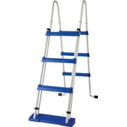 Escalera seguridad tipo tijera