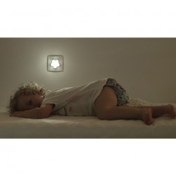 Delight Luz de Compañía con sensor Star de Jané