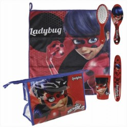 Kit comedor higiene ladybug