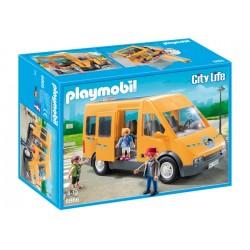 Autobus Escolar PLAYMOBIL