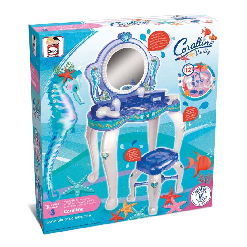 Mi tocador Coralline Vanity.