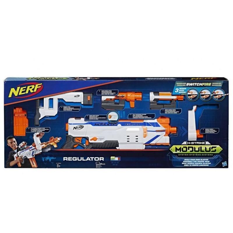 Nerf Modulus Regulator de Hasbro.