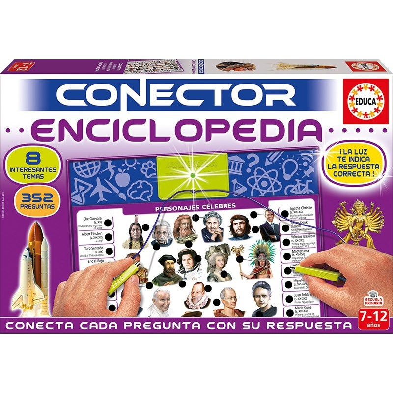 Conector Enciclopedia de Educa