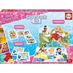 EDUCA® SUPERPACK DISNEY PRINCESSES
