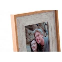 Marco foto madera 10x15 Natural