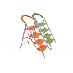 ESCALERA STEP HIERRO COLORES 4 P. ENEIDE