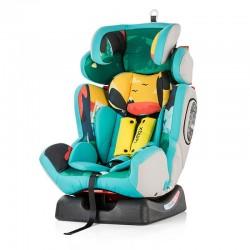 Silla de coche 4 MAX BLUE 0-1-2-3